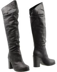 Twin Set Boots - Black