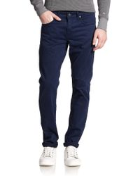 J Brand Kane Slim Straight-Leg Jeans - Lyst