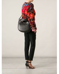 Givenchy Obsedia Saddle Bag - Lyst