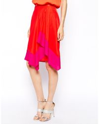 Coast Fiona Skirt - Lyst
