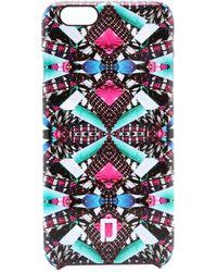 DANNIJO Twena Iphone 6 Case - Pink Multi