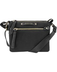 Kenneth Cole Reaction Bondi Girl Leather Crossbody Bag - Lyst