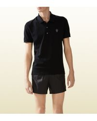 Gucci Nylon Swim Short - Lyst