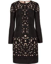 Temperley London Mini Luz Dress - Lyst