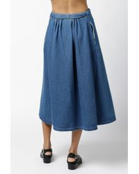 The Fifth | Infinity Skirt | Lyst