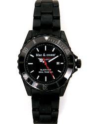 Blue & Cream Black Ops Seal Team Six Timepiece