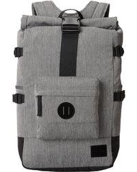 Nixon Gray Swamis Backpack - Lyst