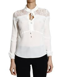 Patrizia Pepe Shirt Woman - Lyst