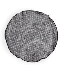 Edward Armah - Dot And Paisley Reversible Pocket Circle - Bloomingdale'S Exclusive - Lyst
