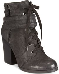 Kenneth Cole Reaction Women's Might Rocket Booties - Black