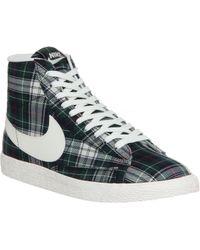 Nike Blazer Mid - Lyst