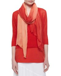 Nic+zoe Ombre Modal Scarf - Lyst