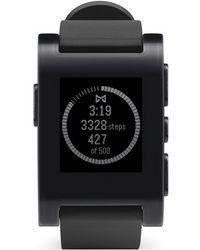 Pebble Smart Watch - Black