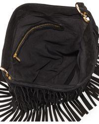 Mr. - Hudson Suede Fringe Shoulder Bag  - Lyst