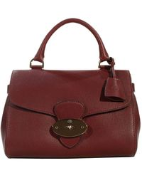 Mulberry Prim Rose Polished Calf - Lyst
