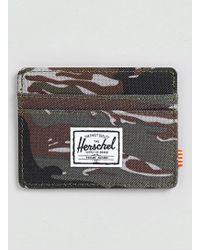 Topman Herschel Charlie Card Holder - Lyst