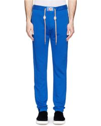 Marc Jacobs Contrast Side Trim Sweatpants - Lyst