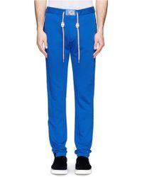 Marc Jacobs | Contrast Side Trim Sweatpants | Lyst