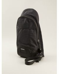 Diesel The Brave One Backpack - Lyst