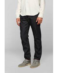 Williamsburg Garment Company - Grand Street Raw Selvedge Slim Jean - Lyst