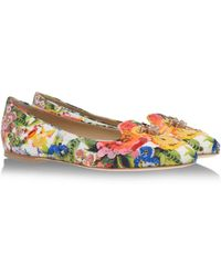 Dolce & Gabbana Loafers - Lyst