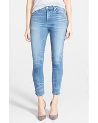 Citizens of Humanity 'Rocket' Crop Jeans - Lyst