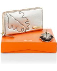 BOSS Orange - Wallet and Key Ring Set Gaelyn - Lyst