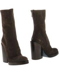 Haider Ackermann Ankle Boots - Grey
