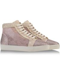Rene Caovilla High-Tops & Trainers - Lyst