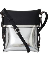 Givenchy Small Evening Crossbody silver - Lyst