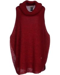 Coccinelle Cloak - Red