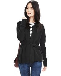 Banana Republic | Todd & Duncan Belted Cashmere Open Cardigan | Lyst
