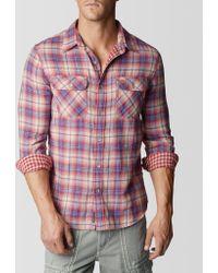 True Religion Work Wear Mens Shirt - Lyst