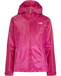 The North Face Fuseform Dot Matrix Insulated Jacket - Pink