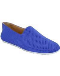 MM6 by Maison Martin Margiela Perforated Fabric Slipper - Lyst