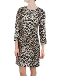 Rag & Bone Short Leopard Dress - Lyst