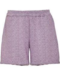 Prism - Pink Marl Shorts - Lyst