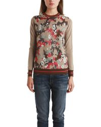 3.1 Phillip Lim Camouflage Pullover - Lyst