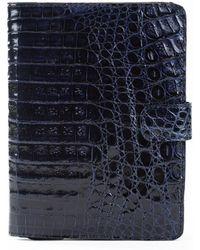 Anne Sisteron - Crocodile Ipad Mini Case - Lyst