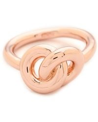 Giles & Brother Archer Ring  Rose Gold - Lyst