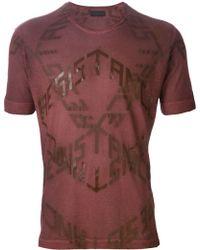 Diesel Black Gold Toriciy Resistance T-Shirt - Lyst