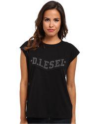 Diesel Taleag Tshirt - Lyst