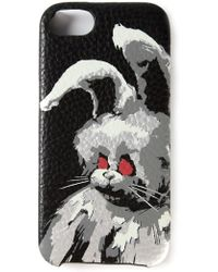 McQ - 'Angry Bunny' Iphone 5S Case - Lyst
