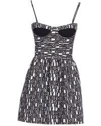 Chloë Sevigny x Opening Ceremony   Short Dress   Lyst