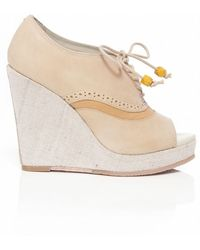 J SHOES - Kyra Wedge Shoes - Lyst