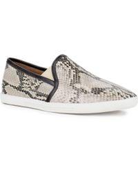 Joie Gray Kidmore Sneakers - Lyst
