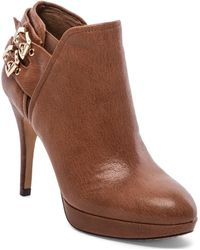 Vince Camuto Elaina Bootie - Lyst