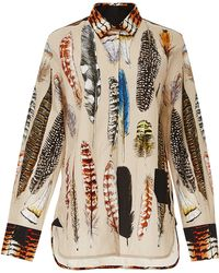 Swash London - Plumage Leopard Collector Shirt - Lyst