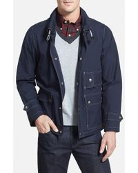 Survivalon - 'clay' Relaxed Fit Water Resistant Jacket - Lyst