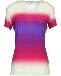 Jonathan Saunders T-Shirt - Lyst